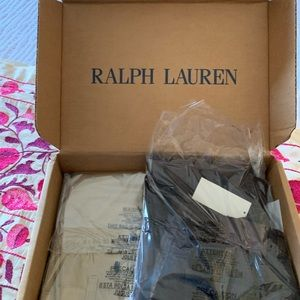Boys Ralph Lauren pants, new with tags
